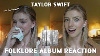 Baixar TAYLOR SWIFT FOLKLORE ALBUM REACTION
