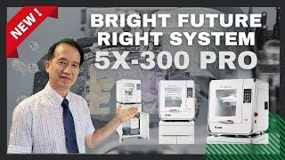 ARUM Dental Milling Machine 5X-300 PRO