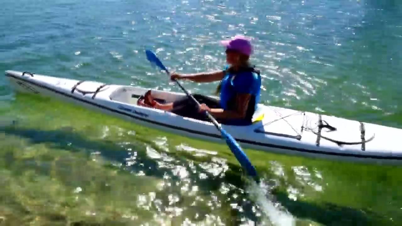 Current Designs Ignite Kayak Review Adventure Kayak