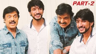 Father & Son Non Stop Troll - PART 2 | Actor Karthik, Son Gautham Karthik's Combo Fun Interview