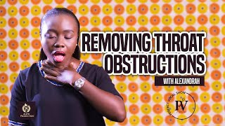 Removing Throat Obstructions || Perfect Vocal Show || Episode 5