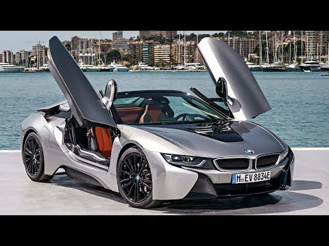 2018 BMW I8 Roadster Donington Grey - The Sports Car Of The Future