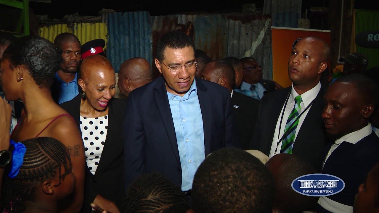Jamaica House Weekly 10:09:2019