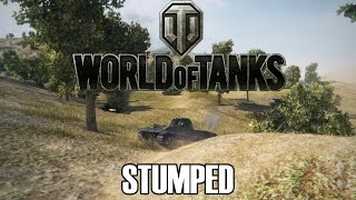 World of Tanks - Stumped