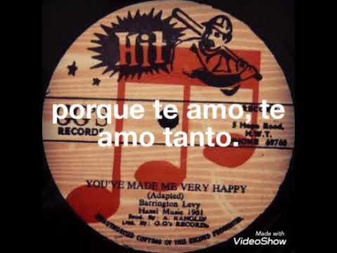 Barrington Levy - You've Made Me Very Happy (subtítulos en Español)