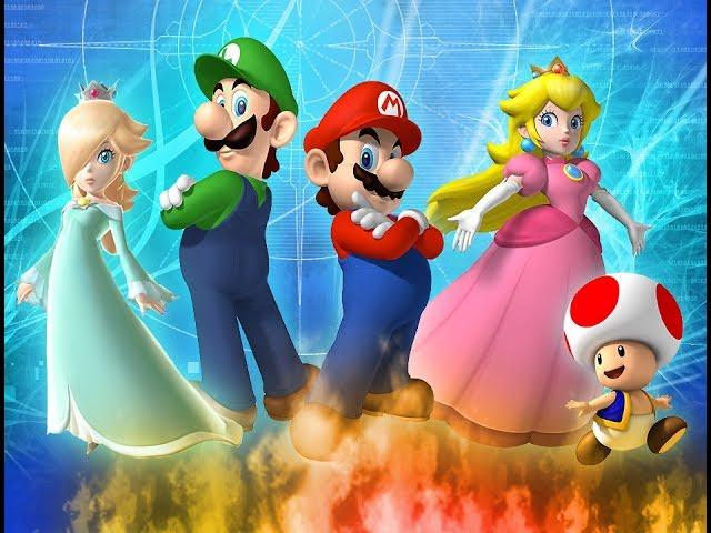 Super Mario 64 Rom Hack Lets You Play as Rosalina & More | Heavy com