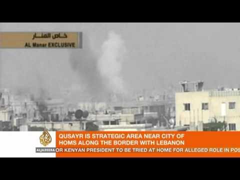 Interview: Al-Qusayr resident Rifaie Tammas