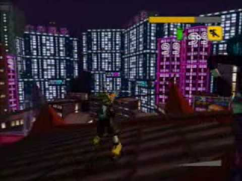 Jet Set Radio Future Playthrough - 99th Street (Part 2)