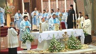 Messe en la Basilique de l
