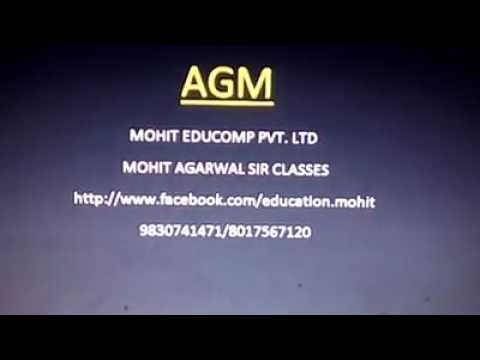 ANNUAL GENERAL MEETING  Section -96 by MOHIT AGARWAL SIR