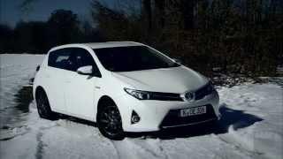 Toyota Auris Hybrid im Test | Autotest 2013 | ADAC