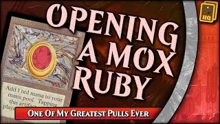 $2500 MTG BOOSTER PACK & HITTING THE JACKPOT (REDUX)