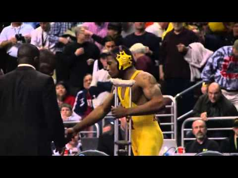 Jimmy V Award Winner Anthony Robles - YouTube