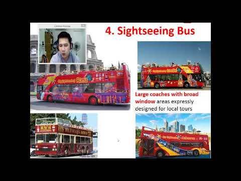 Chapter 5 Road Transport for Tourism Intra City