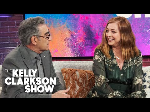 Alyson Hannigan Panics When Fans Quote 'American Pie' In Front Of Her Young Daughters