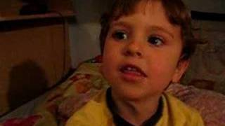 """Wow. Little kid singing """"Low"""" by Flo Rida"""