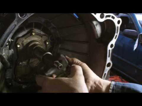 How To Fit A Clutch Release Bearing