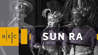 "NEC Jazz Orchestra: Sun Ra ""Outer Spaceways Inc."""