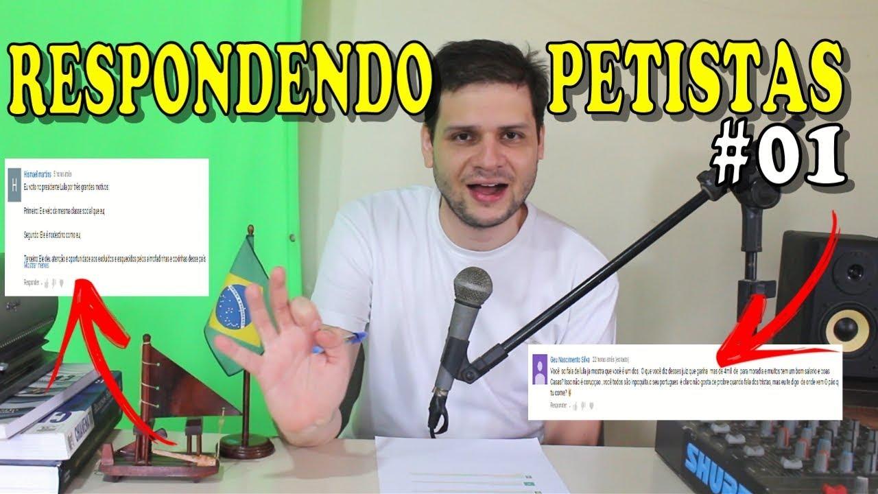 3 motivos para votar no Lula! Respondendo petistas #01