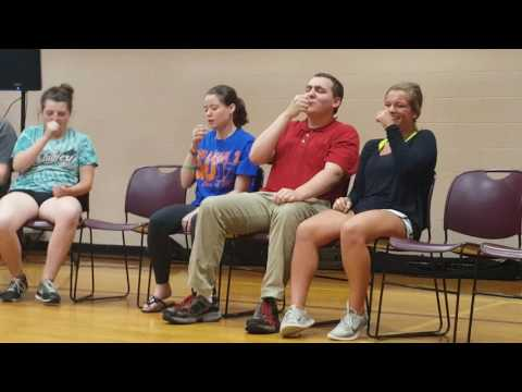 WHAT HAPPENS IF YOU MIX A HYPNOTIST AND HIGH SCHOOL GRADS?!?! - Pt 3