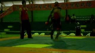 Lutas Wushu Super Fight em Lucas do Rio Verde com Matuzalen