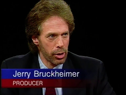 Jerry Bruckheimer and Don Simpson interview on Charlie Rose (1995)
