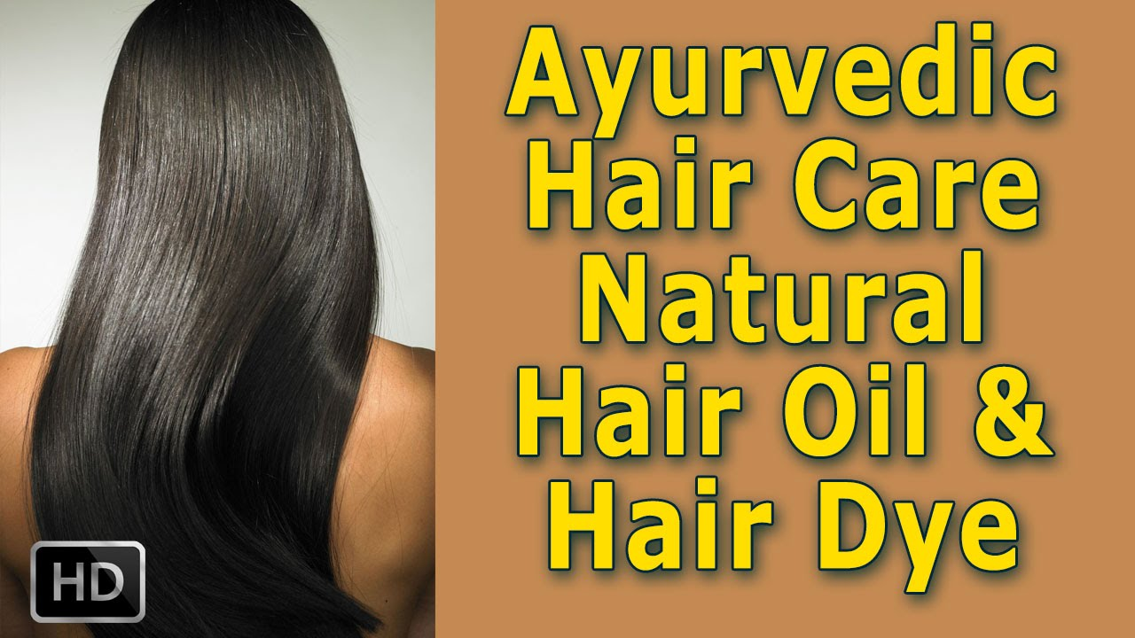 healthy and straight hairs by Ayurvedic