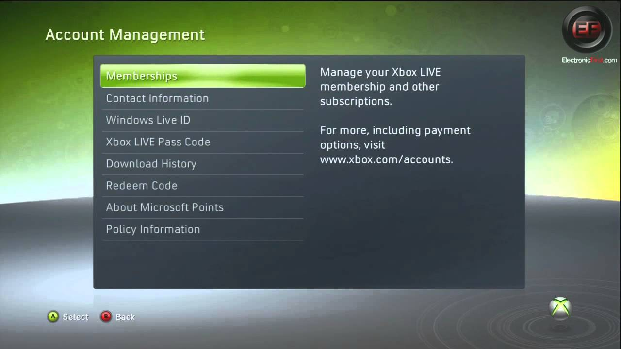 How to Redeem a Xbox Live Code, Card or Subscription