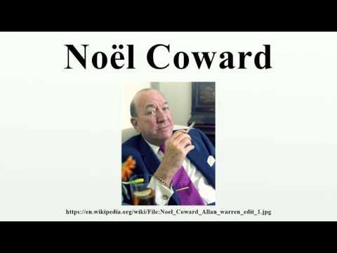 Noël Coward