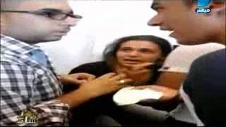 شاهد.. فيديو جديد لواقعة اعتداء حرس جامعة دمنهور على طالبة