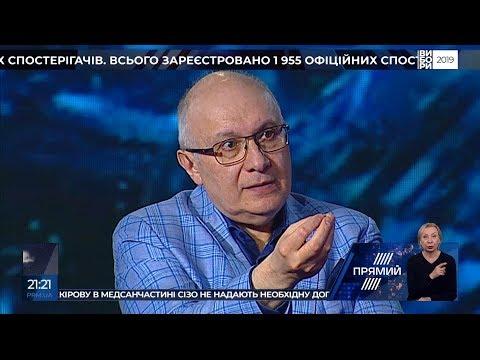 Матвій Ганапольський відповів на пародію