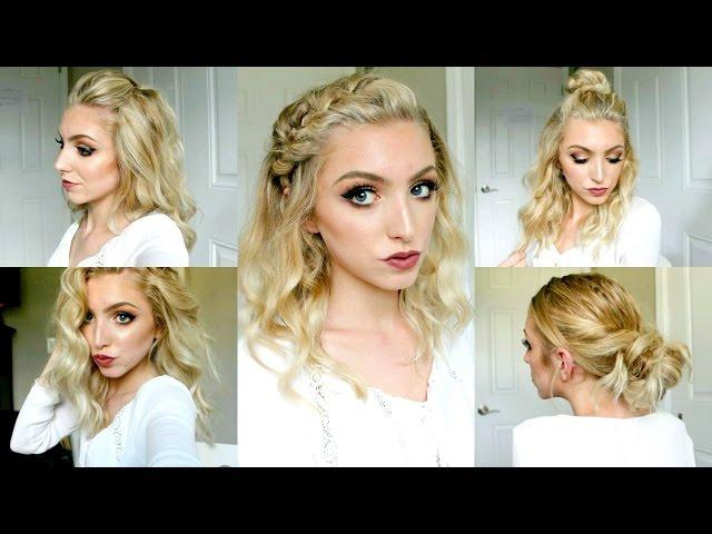 Frisuren Für Mittellanges Haar Die Schönsten Schnitte Elle