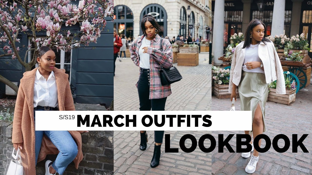 [VIDEO] - SPRING STYLE : MARCH LOOKBOOK 2019 2
