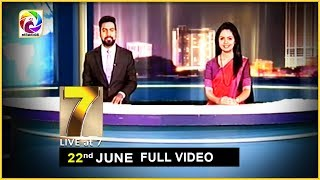 Live at 7 News – 2019.06.22 Thumbnail