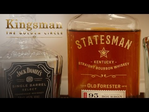 Kingsman: The Golden Circle | Introducing Old Forester Statesman | 20th Century FOX