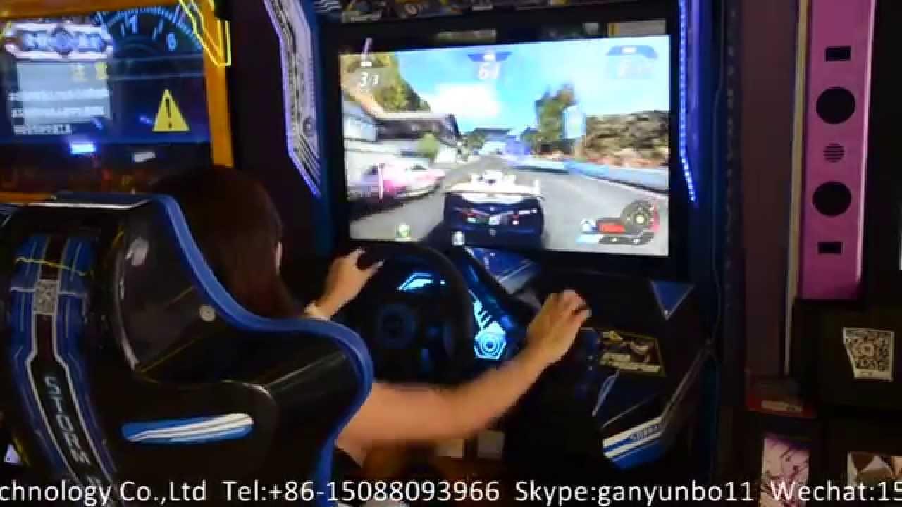 Racing arcade games free download