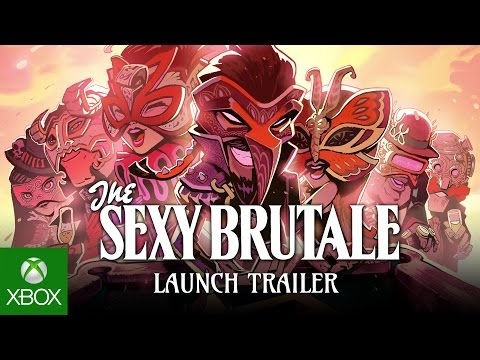 The Sexy Brutale Launch Trailer
