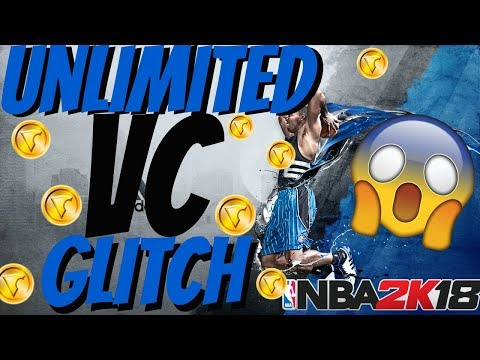 UNLIMITED VC GLITCH!!! | 1,000 VC every 2 minutes!! NBA 2K18