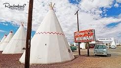 Arizona's WIGWAM MOTEL - The real life Cozy Cone & A Route 66 Landmark