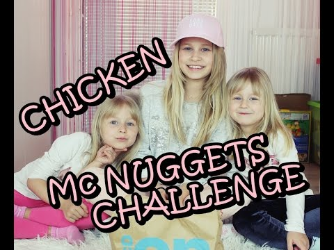 CHICKEN Mc NUGGETS CHALLENGE