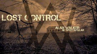 LOST CONTROL - 4k spectacular (ft. Alan Walker) [Music Video]