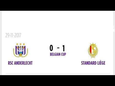 Anderlecht - Standard 0-1 NL