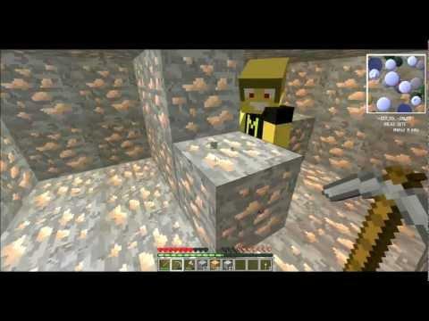 [Minecraft] MP Planetoids ep.1: Železná planeta