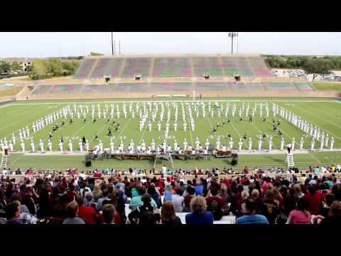 Plano Senior High School Band - UIL Marching Competition 2015