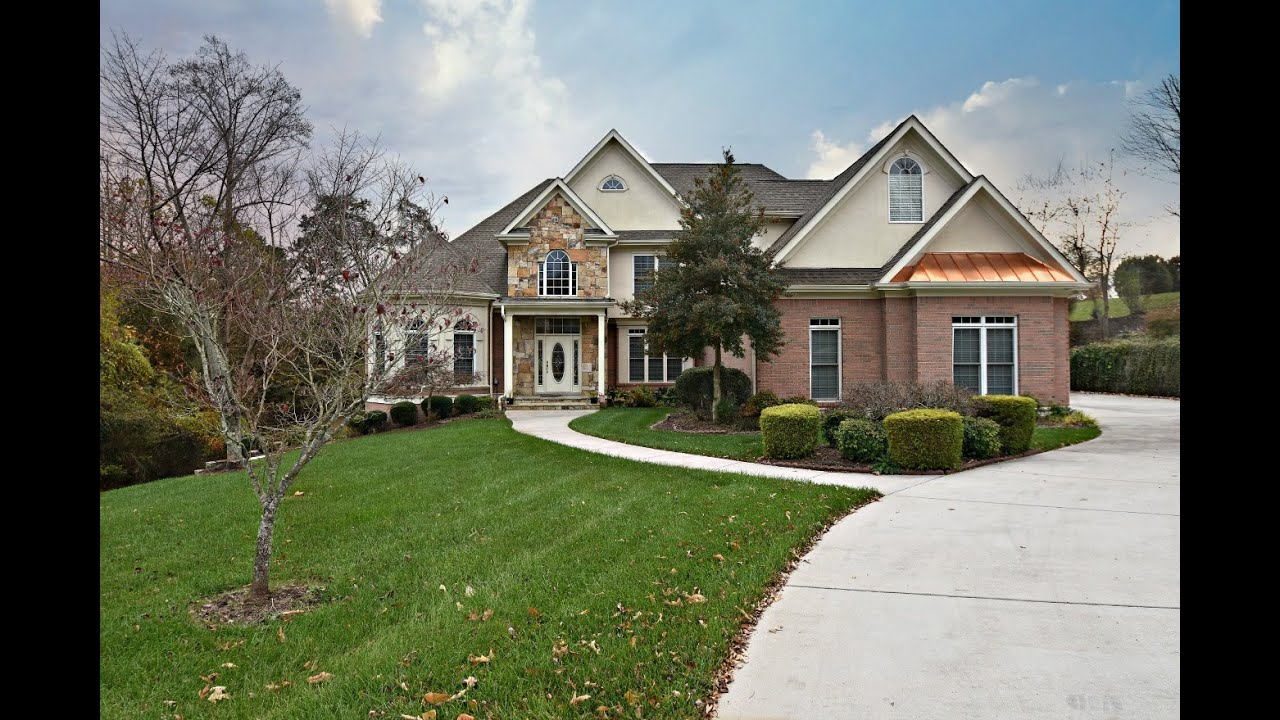 Large family home in west knoxville tn youtube for Big family house