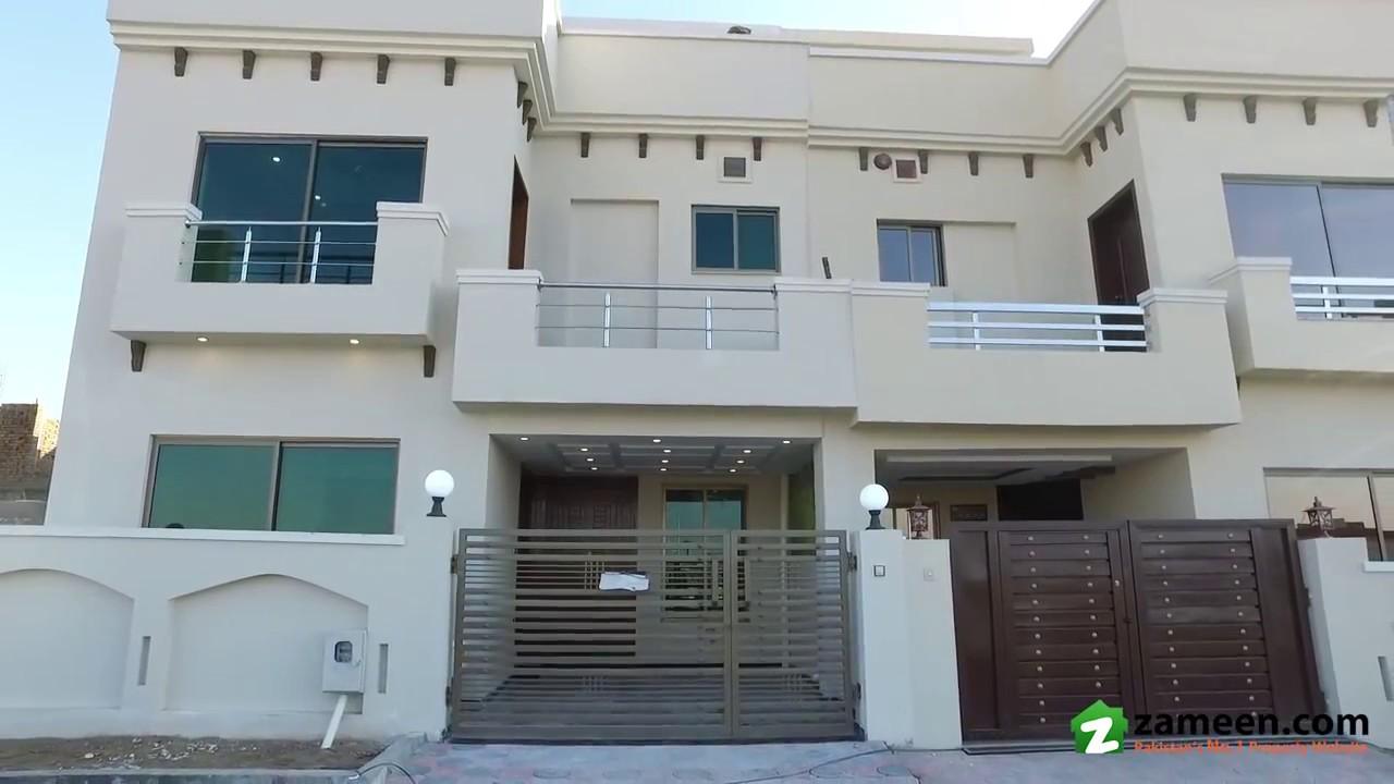 5 Marla House For Sale In Ali Block Safari Valley Phase 8 Bahria Town Rawalpindi