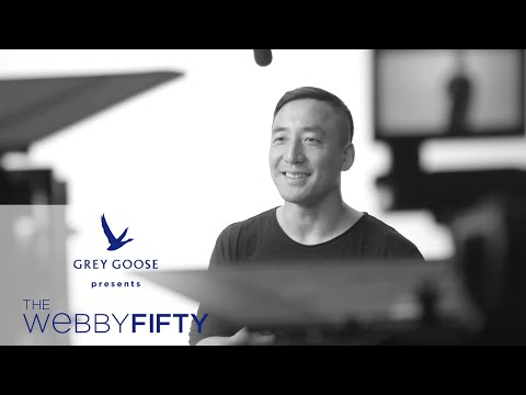 The Webby Fifty: Alex Chung, Co-Founder of Giphy - YouTube