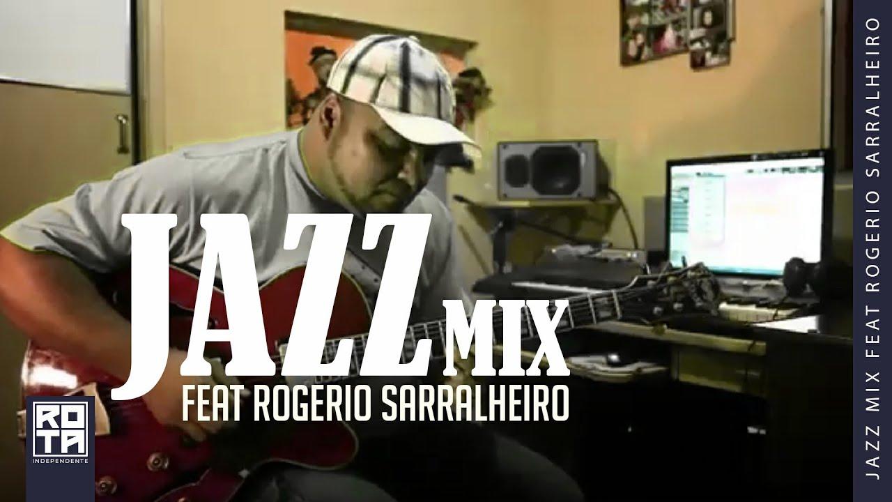 Templo Soul feat Rogério Sarralheiro | Jazz Mix (Instrumental)