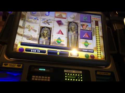 LIVE PLAY and Bonuses on Uncovering Egypt Slot Machine