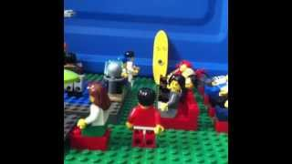 Lego Diary Of A Wimpy Kid Dog Days Trailer